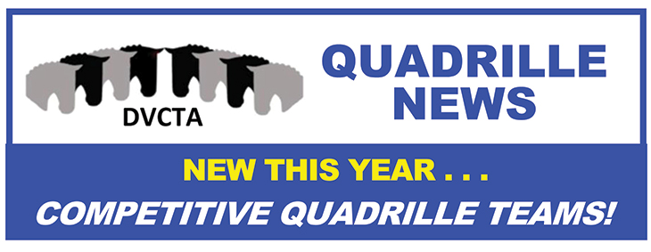 Quadrille News and Events
